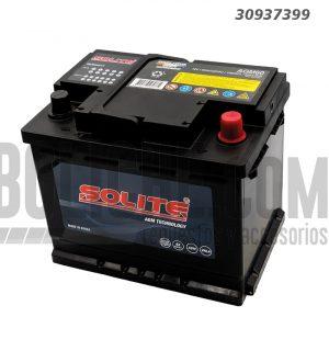 Bateria Solite AGM80 80AH CCA800 - +