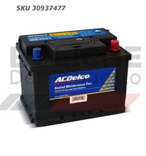 Bateria ACDelco 85B60RSMF CCA550 (+ -)