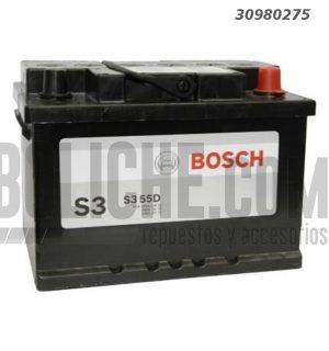 Bateria Bosch 55D23L 60AH 500CCA PD