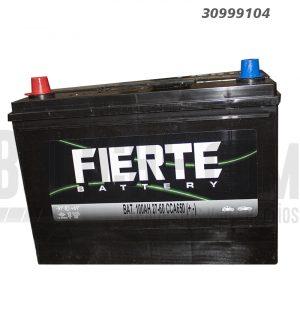 Bateria Fierte 100L 27-60 100Ah 650CCA - +