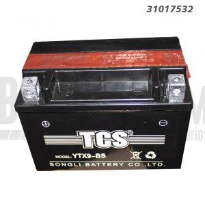 Bateria Moto TCS YTX9-BS 8AMP