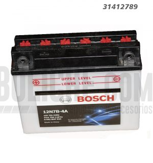 Bateria Moto Bosch 3912N7B-4A 12V 7Ah PD