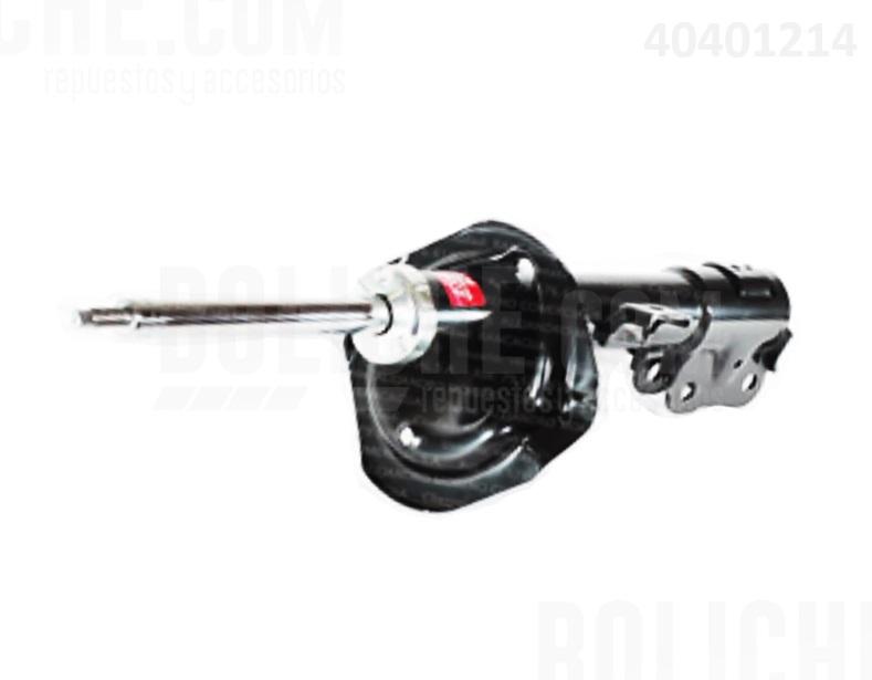 Amortiguador Kayaba 339254 ASX 2.0 11/17 LH Delantero Gas