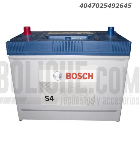 Bateria Bosch 112E-31-B S4 112AH (- +)