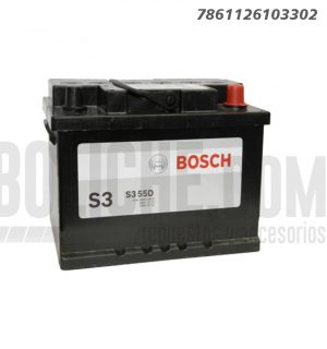 Bateria Bosch 55530 55AH S3 55D