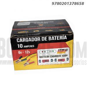 Cargador Bateria 6-12V 10A 117248 Auto GP